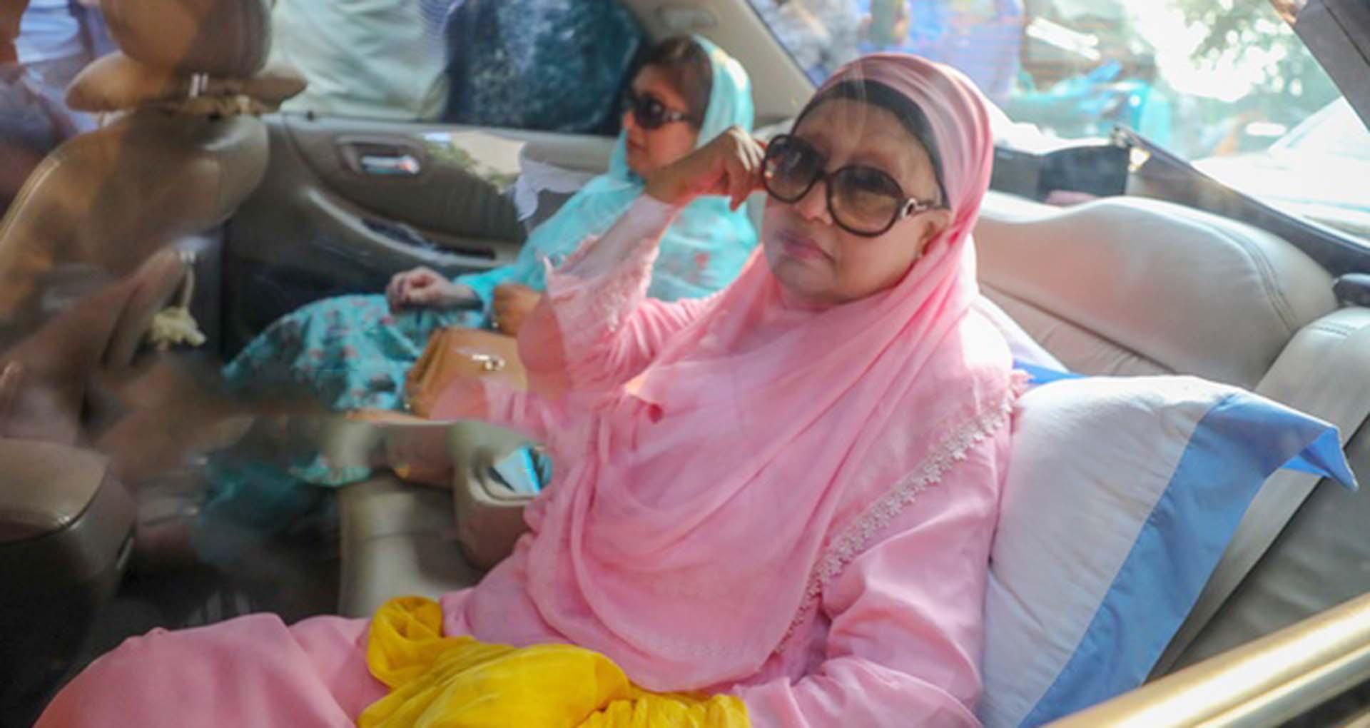 Photo of খালেদার মুক্তির আবেদন স্বরাষ্ট্রমন্ত্রীর অনুমোদনের অপেক্ষায়
