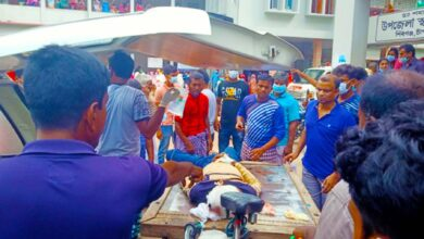 Photo of চাঁপাইনবাবগঞ্জ সড়ক দুর্ঘটনায় নিহত ২, আহত ২