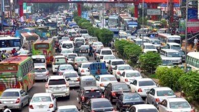 Photo of তীব্র যানজটে ভোগান্তিতে রাজধানীবাসী