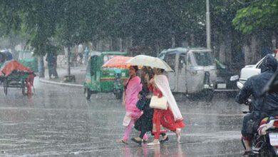 Photo of দিনভর বৃষ্টির সম্ভাবনা, বঙ্গোপসাগরে লঘুচাপের আভাস