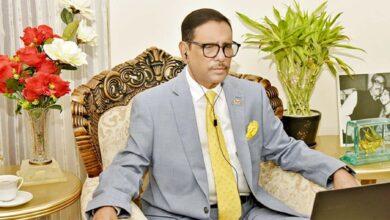 Photo of মিথ্যাচারের রাজনীতিই বিএনপির সম্বল : সেতুমন্ত্রী